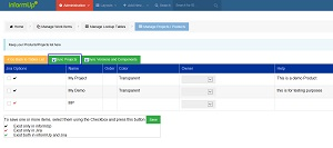 Test Case Management - Synchronized Projects, versions and components with jira